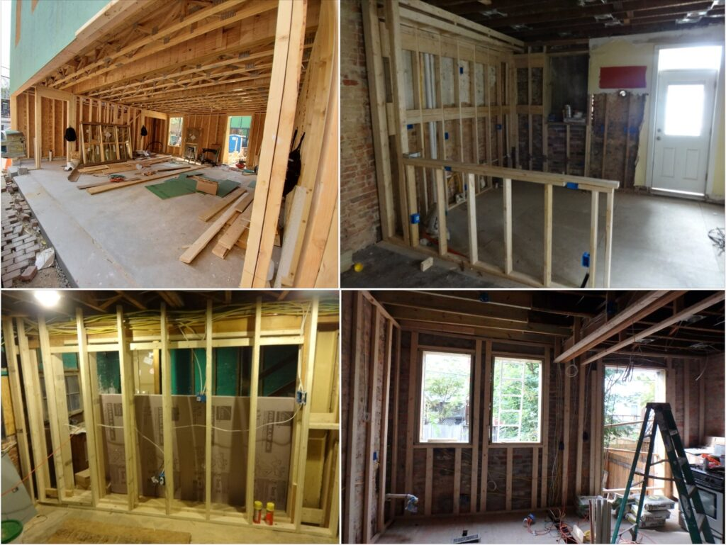 Framing Carpentry in washington, Dc by infinity design solutions