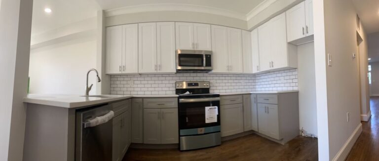New kitchen layout washington, Dc by infinity design solutions