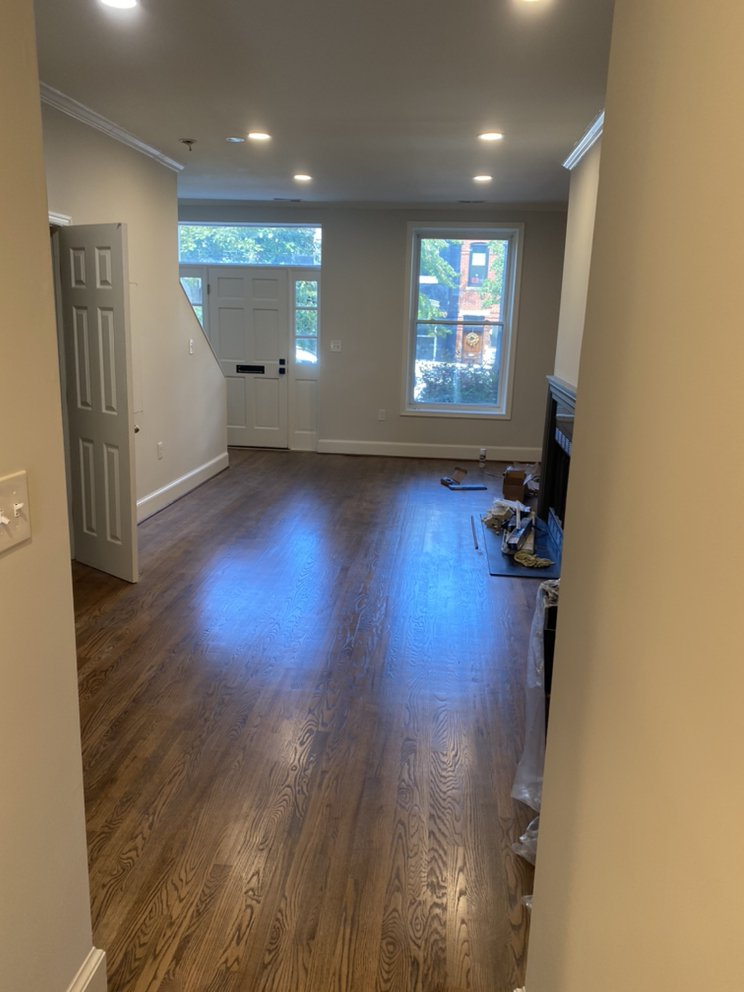 New wood flooring washington, Dc by infinity design solutions