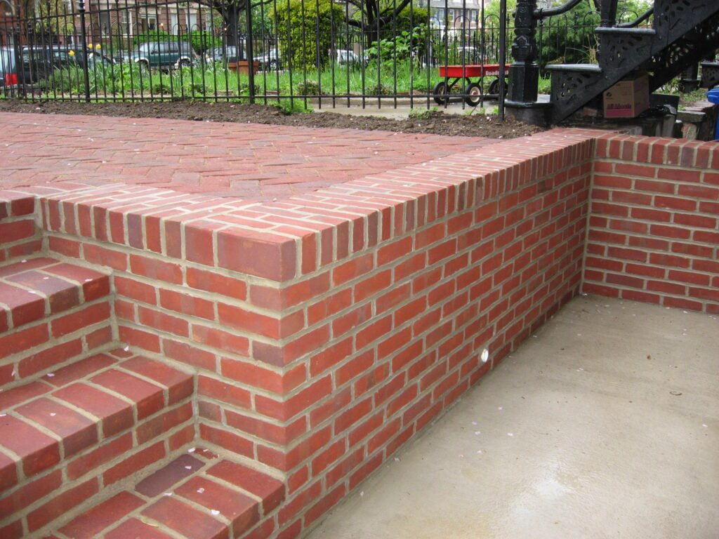hardscaping brick work washington, Dc by infinity design solutions