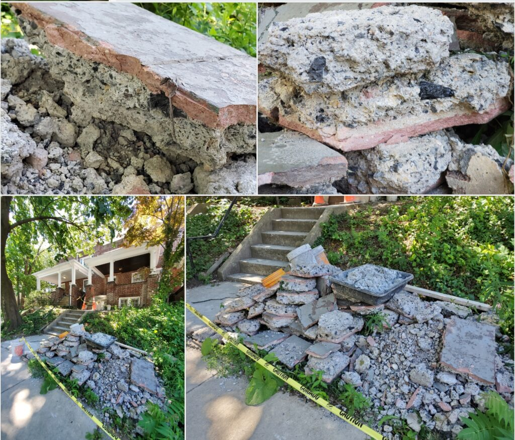 hardscaping washington, Dc by infinity design solutions