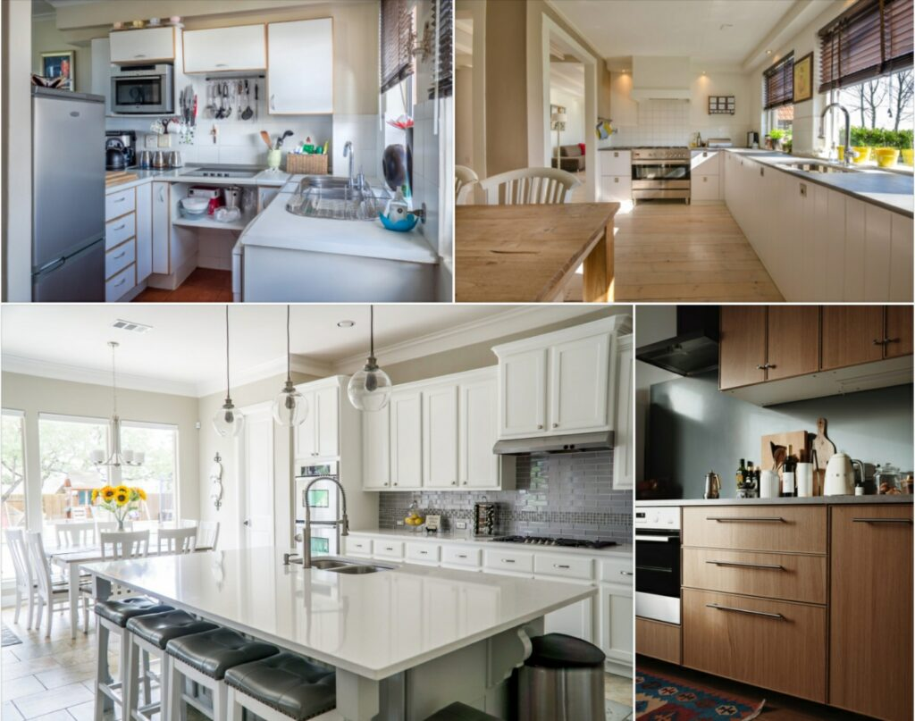 kitchens in washington, Dc by infinity design solutions