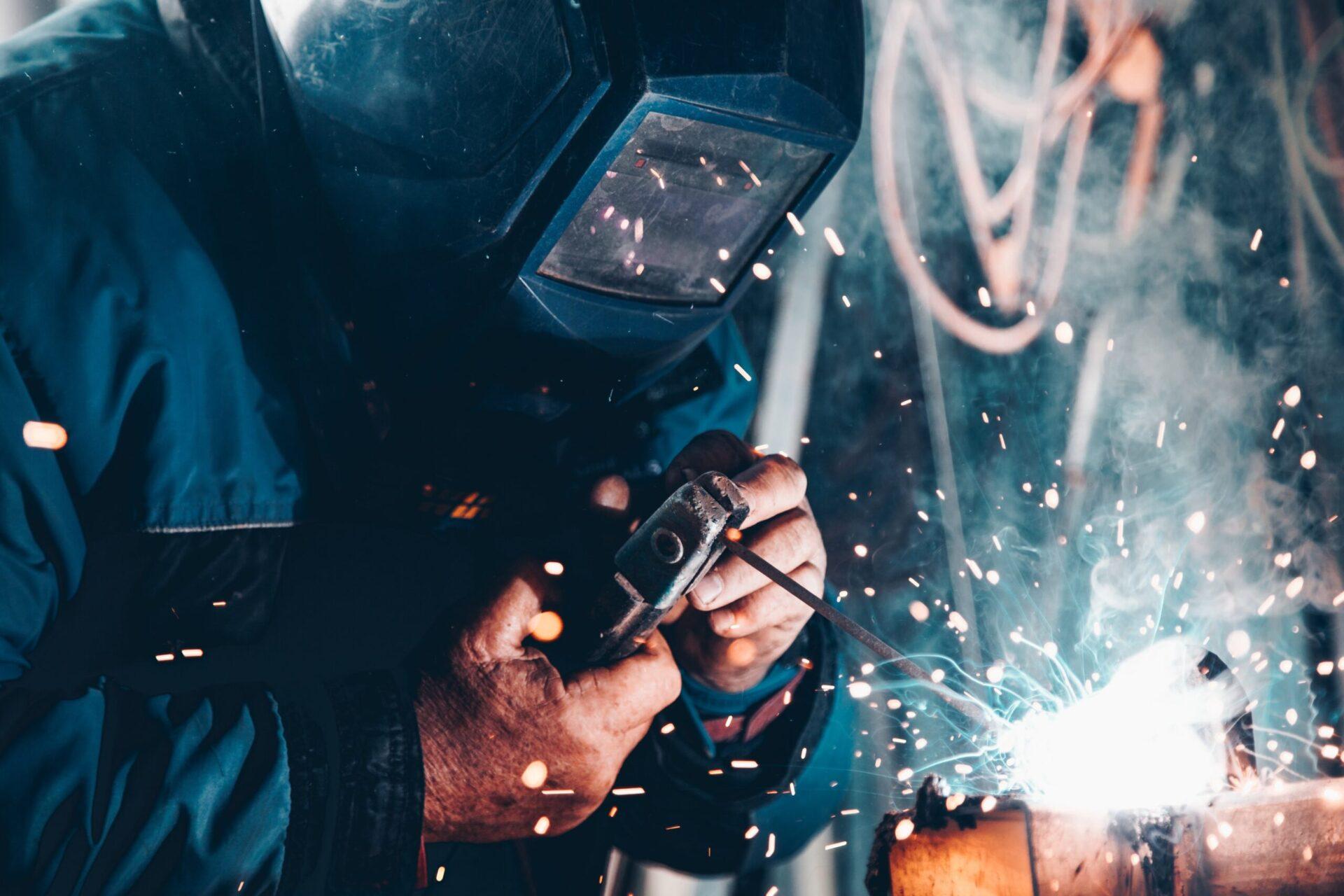 welder n washington, Dc by infinity design solutions